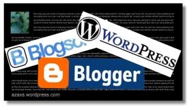 Organisasi Mahasiswa ngeblog di puskom