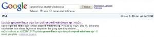 Kurang dari 10 Menit Tulisan di staff.uns.ac.id sudah terindek google